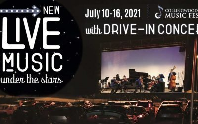 NEW! Drive-in Concerts This Summer